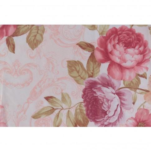 Perdea Angel, poliester, roz, h 245 cm, l 300 cm