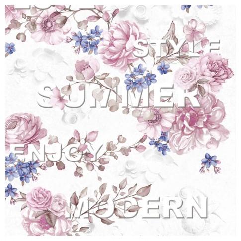 Tapet netesut, model floral, Sintra Beverly 366622, 10.05 x 0.53 m