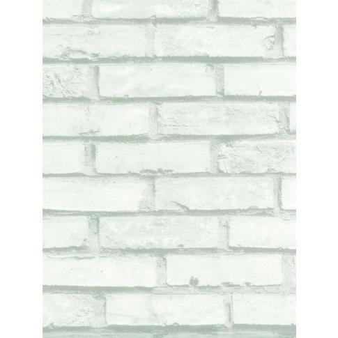 Autocolant caramida, Gekkofix 12207, alb, 0.45 m