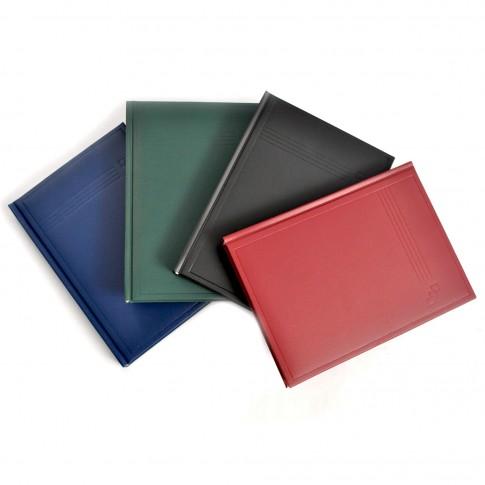 Agenda nedatata, Clasica, format A5, diverse culori, 224 pagini