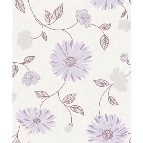 Tapet vlies, model floral, Marburg DIY 53426, 10.05 x 0.53 m