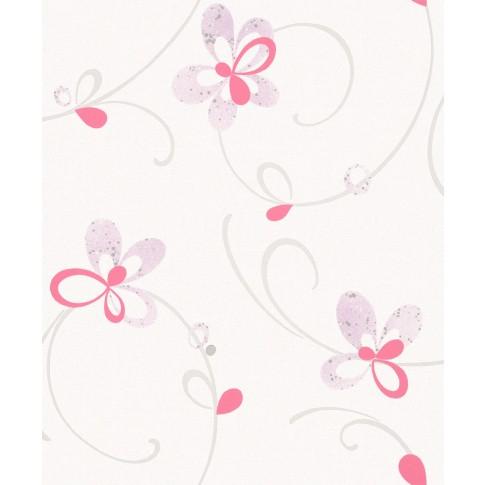 Tapet hartie, model floral, Marburg Profil Novamur 80049, 10.05 x 0.53 m