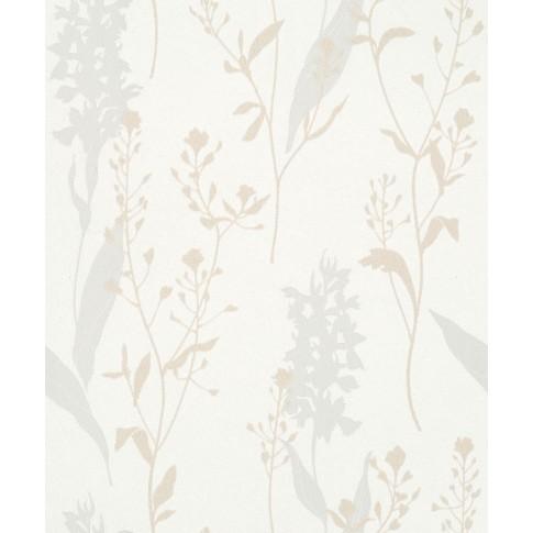 Tapet netesut, model floral, Marburg Novamur 90631, 10.05 x 0.53 m