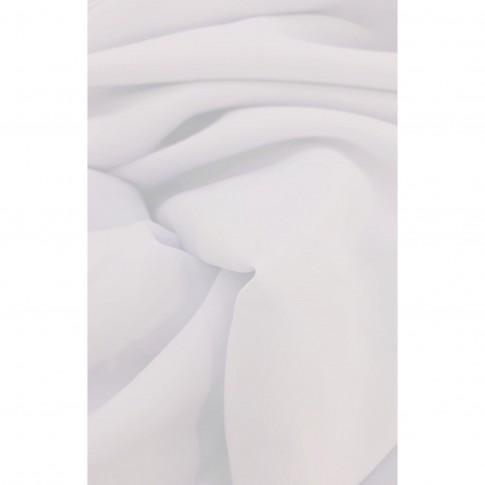 Perdea Roxy S18, poliester, ivoriu, H 280 cm