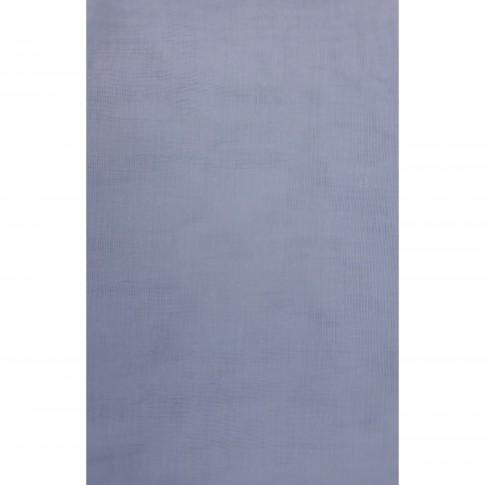 Perdea Gy S03, poliester, albastru, H 280 cm