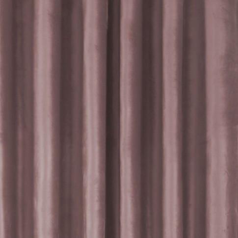 Draperie Atria, Velvet Amelie 5018-15, catifea, roz pudra, semiopac, H 280 cm