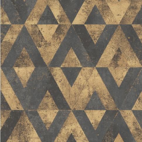 Tapet fibra textila, model geometric, Rasch Yucatan 535556, 10 x 0.53 m