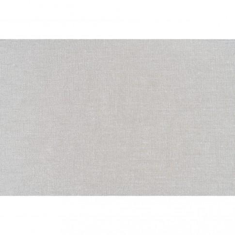 Perdea Socotra V1 , poliester, alb, uni, H 300 cm