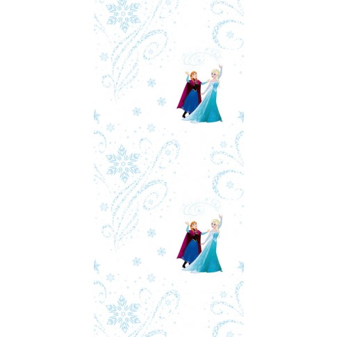 Tapet fibra textila, camera copii, AG Frozen WPD9755, 10 x 0.53 m