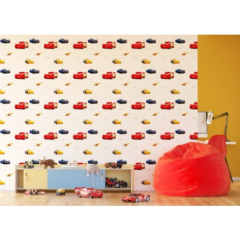 Tapet fibra textila, camera copii, AG Cars WPD9753, 10 x 0.53 m