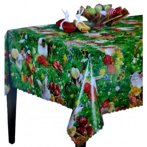 Fata de masa Paste 150, PVC, multicolor, 100 x 140 cm