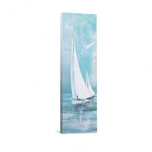 Tablou canvas 04053, Barca, panza, 30 x 90 cm