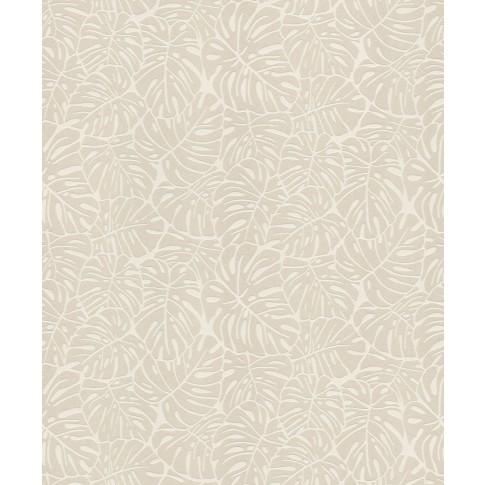 Tapet netesut, model frunze, Rasch Rocknrolle 541533, 10 x 0.53 m