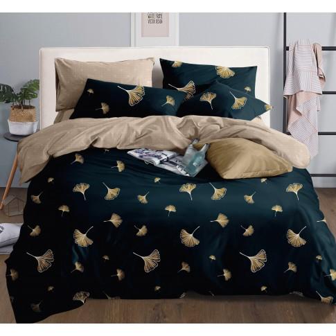 Lenjerie de pat Caressa 75A2268 121, 2 persoane, microfibra, multicolor, 4 piese