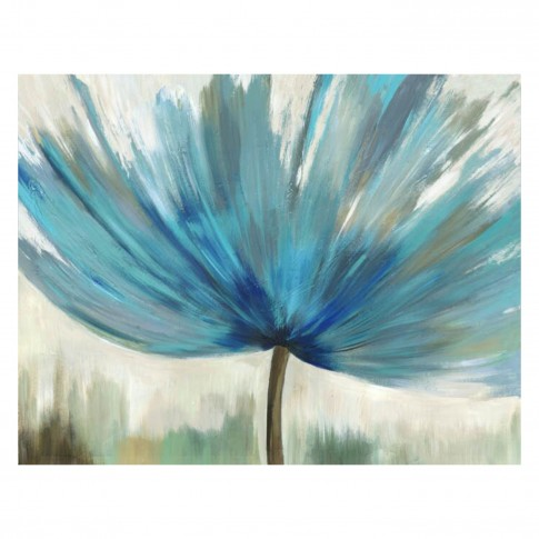 Tablou canvas Decor, flori, panza + sasiu, 40 x 50 cm