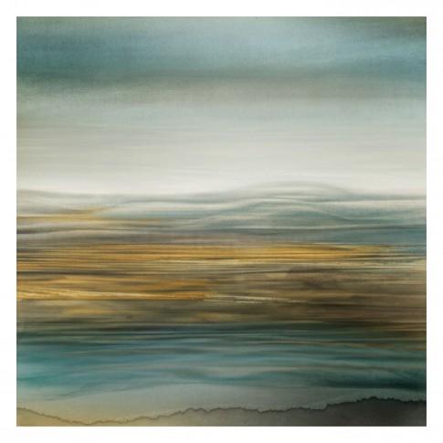Tablou canvas Decor, abstract CV08709, panza + sasiu, 60 x 60 cm