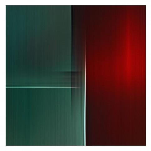 Tablou canvas Decor, abstract CV09673, panza + sasiu, 60 x 60 cm