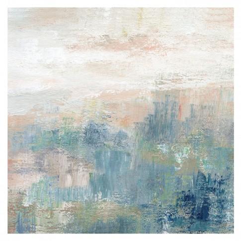 Tablou canvas Decor, abstract CV07795, panza + sasiu, 60 x 60 cm