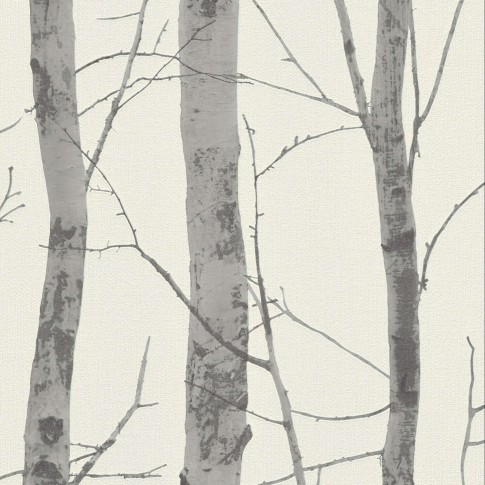 Tapet vlies, model arbori, Erismann Instawalls 543347, 10 x 0.53 m