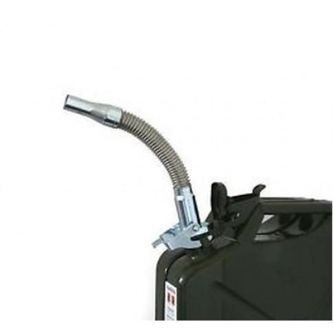 Palnie metalica, pentru combustibil, flexibila, Carmax