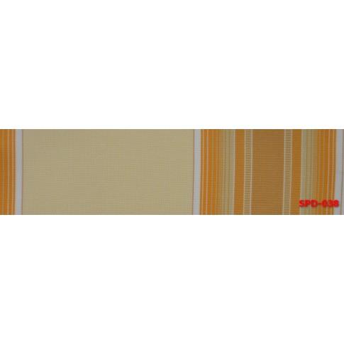 Copertina retractabila, actionata manual, 3.95 x 2.5 m, SPD-034