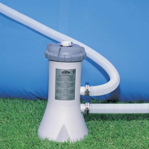 Pompa filtrare apa piscina, Intex 56638 / 28638, 3785 l apa/h