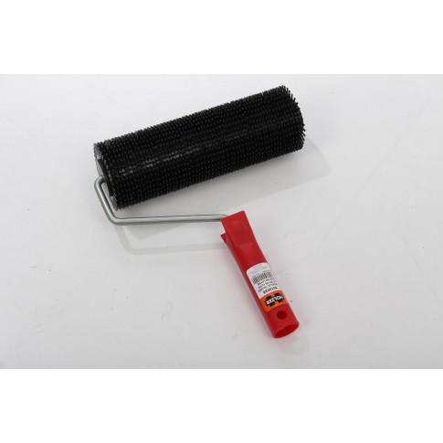Trafalet pentru sape Holzer 712, cu dinti, rola de 25 cm, dinti 14 mm