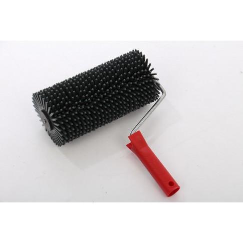 Trafalet pentru sape Holzer 712, cu dinti, rola de 25 cm, dinti 28 mm