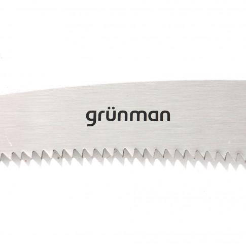 Fierastrau de mana, pentru taiat crengi, Grunman