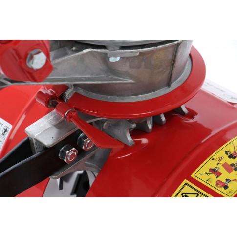 Motosapatoare pe benzina Dragon 55H FK, 4.4 CP + kit Intretinere