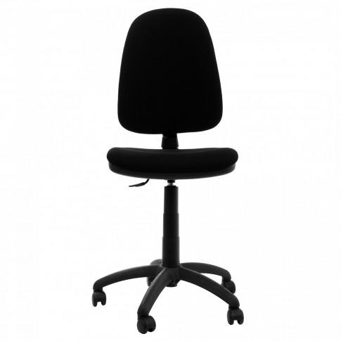 Scaun birou ergonomic Golf, rotativ, stofa C11, negru