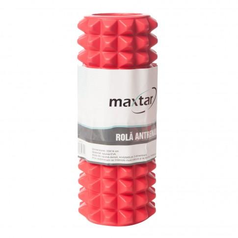 Rola Maxtar, pentru antrenament fitness, 33 x 14 cm