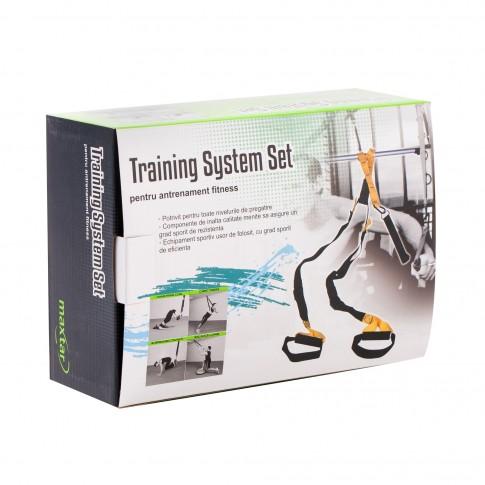 Echipament pentru antrenament fitness Maxtar