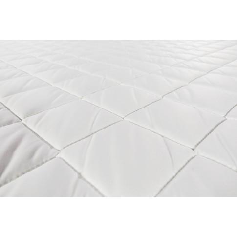 Saltea pat Bedora Vitality + topper Lavanda Therapy, ortopedica, cu spuma poliuretanica, fara arcuri, 140 x 200 cm