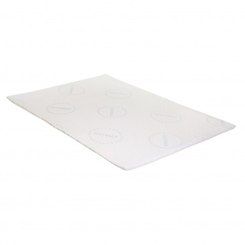 Topper saltea Bedora Ice Touch, 140 x 200 cm, cu spuma memory