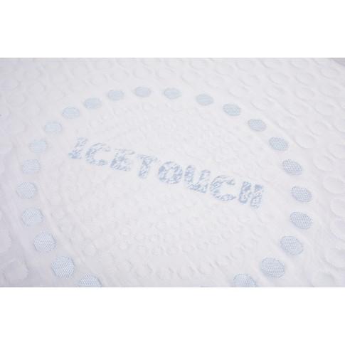 Topper saltea Bedora Ice Touch, 180 x 200 cm, cu spuma memory