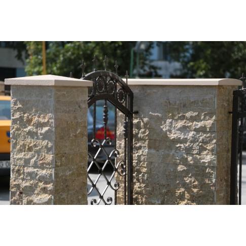 Capac stalp gard Star Stone, Roma, 300 x 300 x 50 mm