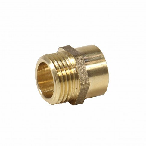 "Adaptor alama, interior-exterior, 15 mm x 3/4"", 4243G"