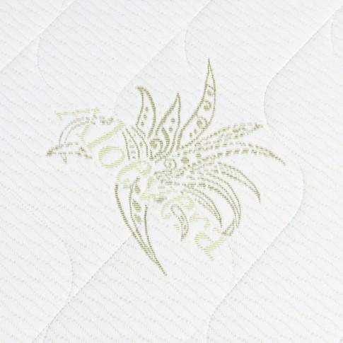 Saltea pat Adormo Ortopedic Green Line, 1 persoana, cu spuma poliuretanica, fara arcuri, 110 x 190 cm