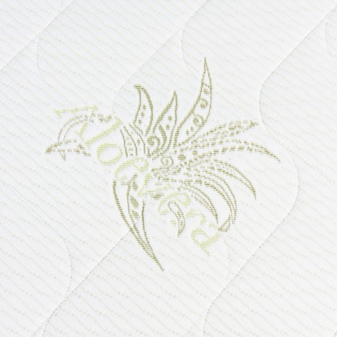 Saltea pat Adormo Ortopedic Green Line, 1 persoana, cu spuma poliuretanica, fara arcuri, 90 x 200 cm