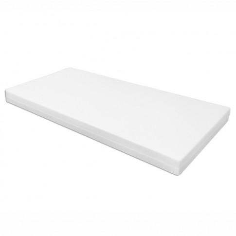 Saltea pat Adormo Essential, ortopedica, 1 persoana, cu spuma poliuretanica, fara arcuri, 100 x 200 cm