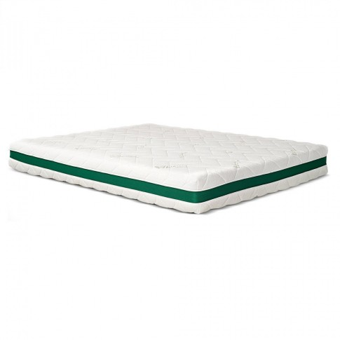Saltea pat Adormo Memory Green Line 17+5, cu spuma poliuretanica + memory, fara arcuri, 140 x 190 cm