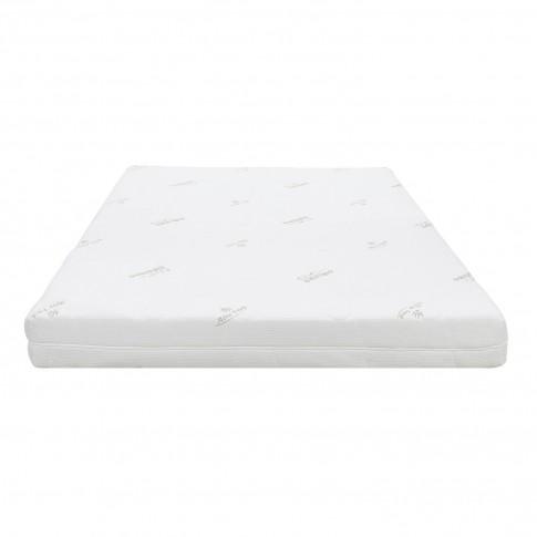 Saltea pat Adormo Memory 14+4, cu spuma poliuretanica + memory, fara arcuri, 130 x 200 cm