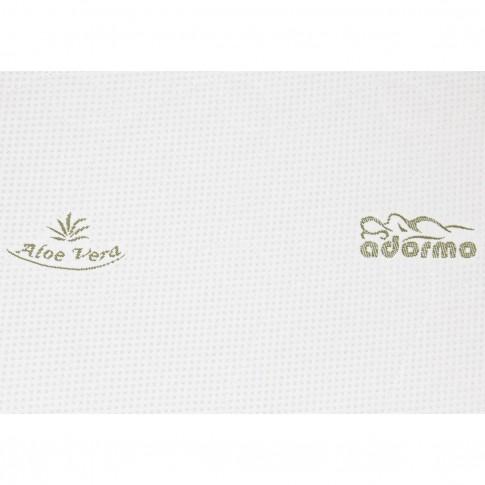 Saltea pat Adormo Memory 14+4, 1 persoana, cu spuma poliuretanica + memory, fara arcuri, 110 x 200 cm