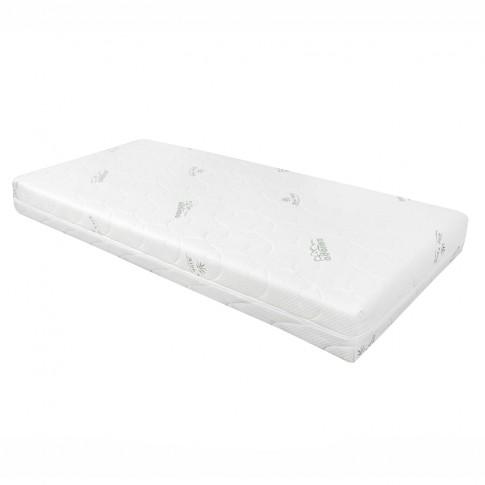 Saltea pat Adormo Memory 14+4, 1 persoana, cu spuma poliuretanica + memory, fara arcuri, 80 x 190 cm