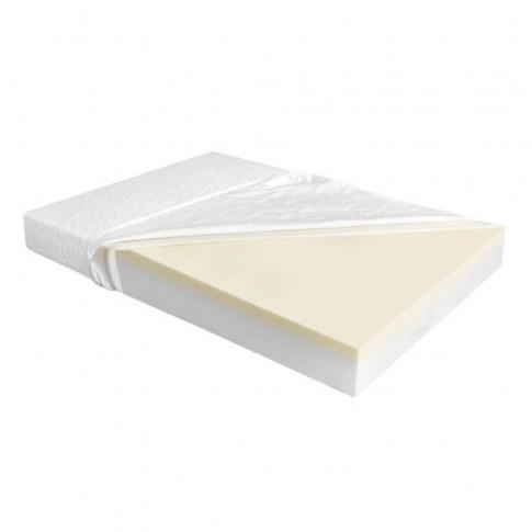 Saltea pat Adormo Memory Silver 15+5, 160 x 200 cm, cu spuma poliuretanica + memory, fara arcuri
