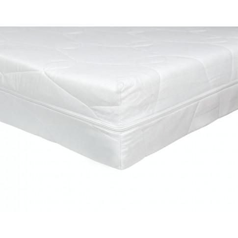 Saltea pat Adormo, ortopedica, cu spuma poliuretanica, fara arcuri, 140 x 200 cm