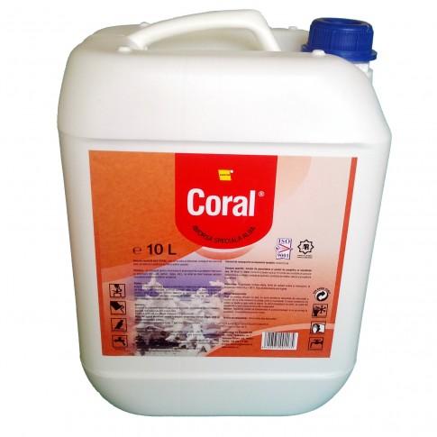 Amorsa perete Coral, interior / exterior, 10 L