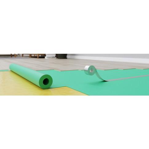 Substrat din polistiren extrudat pentru laminat, Arbiton Secura, 2 mm, rola 15 x 1.1 m
