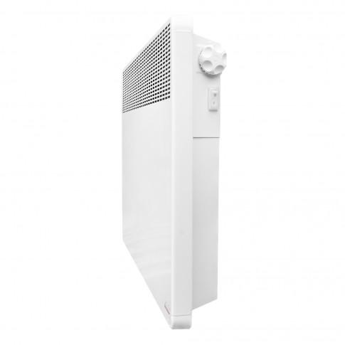 Convector electric Atlantic Bonjour, 1000 W, 458 x 450 x 78 mm, termostat electromecanic
